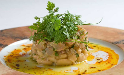 Pyrenees Trout Tartar with...