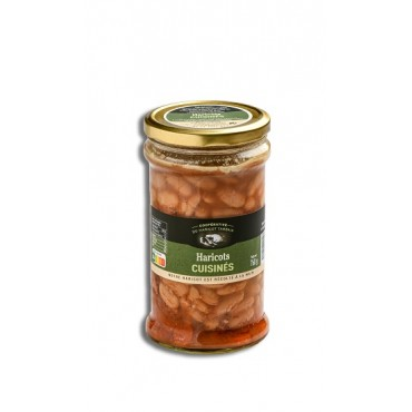 Jar Beans Tarbes cooked760g...