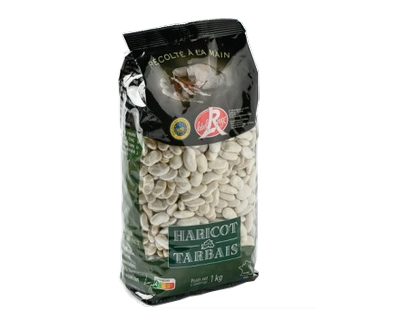 Tarbais Bean Bag IGP Label...