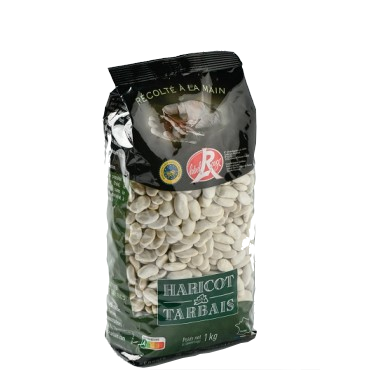 Tarbais Bean Bag IGP Label...