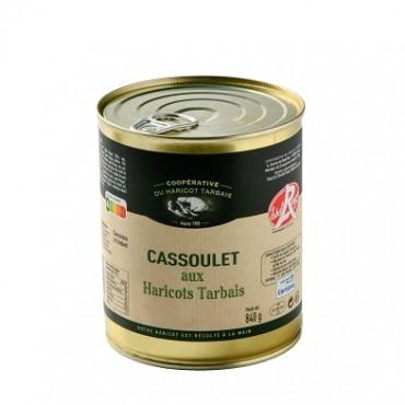 Boite Cassoulet aux...