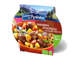 Container Navarin d'Agneau...