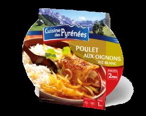 Container Poulet aux...