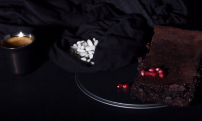 Brownie aux Haricots Tarbais
