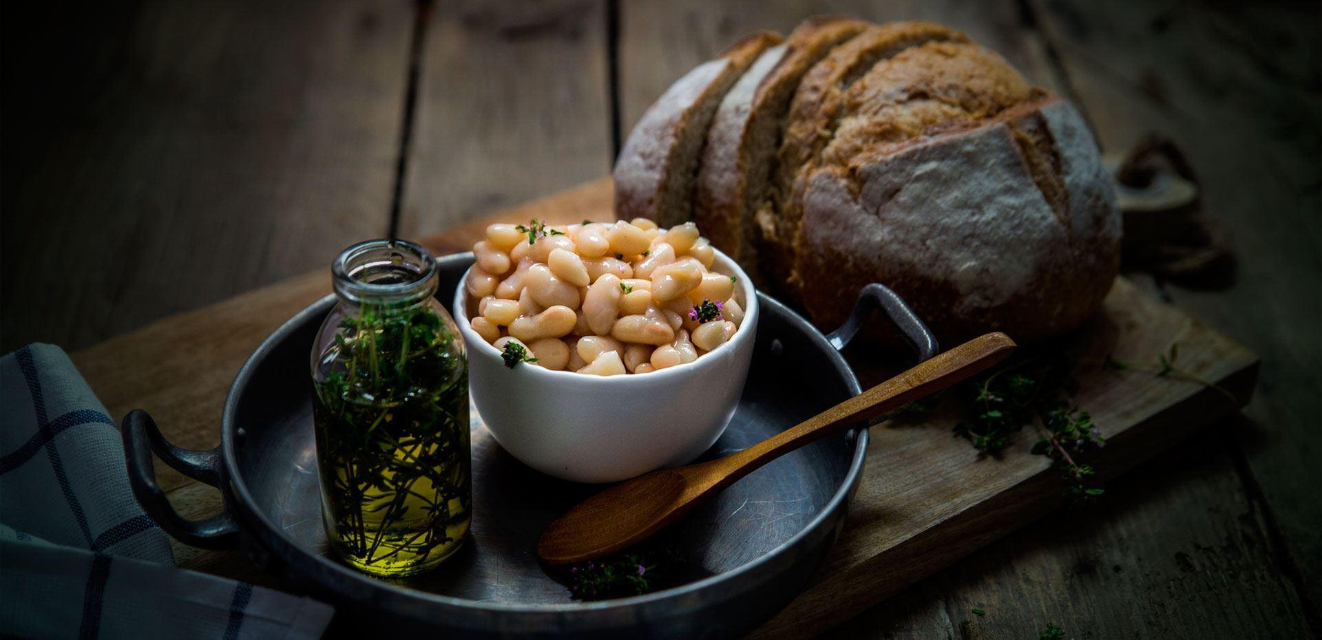 Haricot Tarbais : haricot blanc Label Rouge & IGP du Sud-Ouest